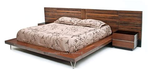 Best 25+ Modern Wood Bed Ideas On Pinterest
