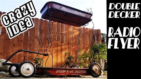 Permalink to Radio Flyer Double Wagon