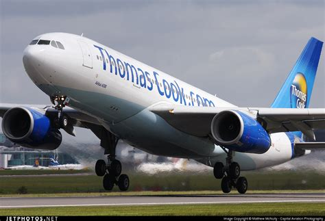 G-OJMC | Airbus A330-243 | Thomas Cook Airlines | Matt ...