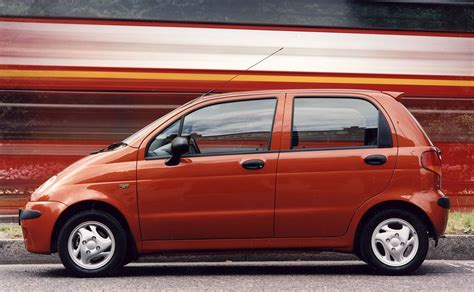 how to sell used cars 2005 pontiac daewoo kalos interior lighting daewoo matiz hatchback 1998 2005 driving performance parkers