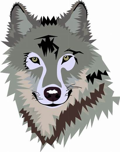 Wolf Clipart Svg Clip Google