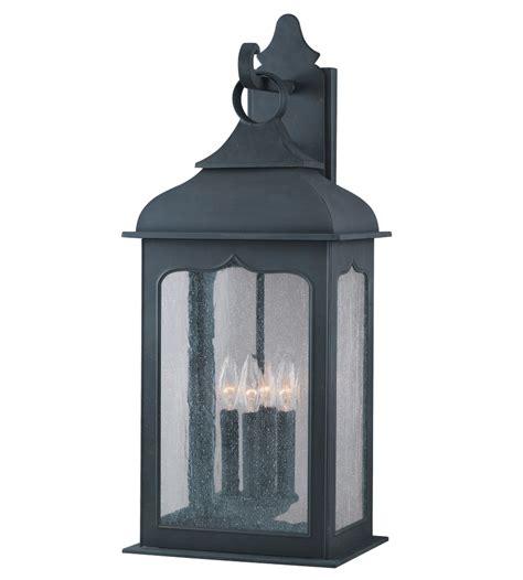 troy exterior lighting b2013ci henry 4 light