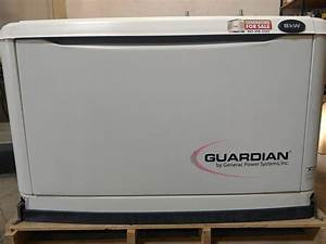 Generac 8kw Automatic Standby Generator Natural Gas    Lp