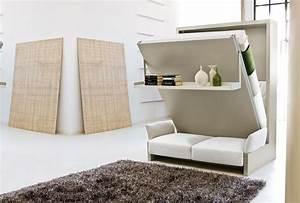 Lit Dans Armoire : armoire lit nuovoliola 10 bimodal ~ Premium-room.com Idées de Décoration