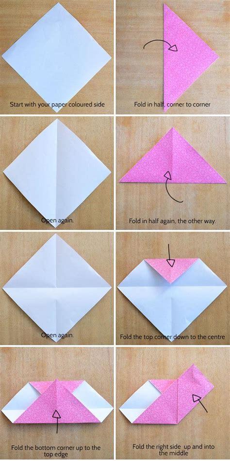 origami heart kidspot