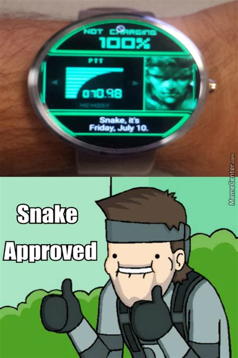 Meme Metal Gear - solid snake memes best collection of funny solid snake pictures