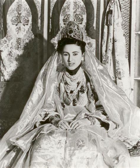 lalla fatima cuisine 21141 portrait de la princesse lalla fatima zahra par rolbenzaken de rabat de 1949 à 1967