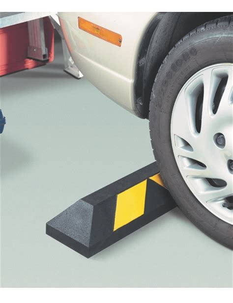 Garage Floor Tire Stops by Garage Parking Aid Car Stop Traffic Safety Store