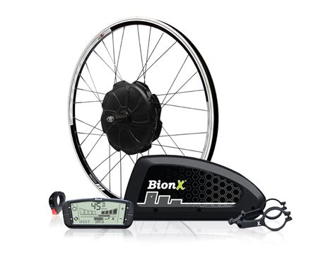 Bionx Dseries, Kit Elettrico Per Fat Bike  Tech Cycling