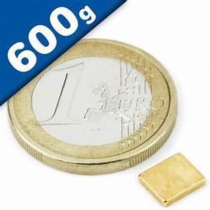 Haftkraft Magnet Berechnen : quadermagnet magnet quader 6 x 5 x 1 8mm neodym n50 gold haftkraft 600g neodym magnete ~ Themetempest.com Abrechnung