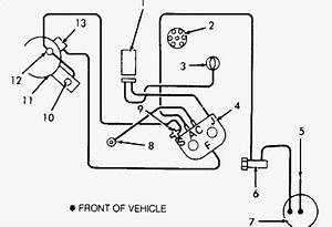 1992 Isuzu Rodeo Question Pcv Valve Location  On The Left