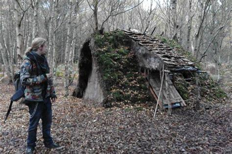 homeless 21 to be kicked out of his handmade hobbit house