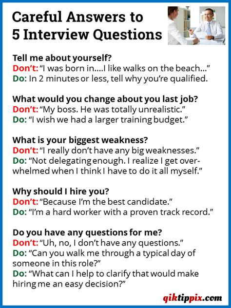 answers to interview questions r pt info psyc pinterest