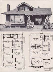 craftsman style house floor plans craftsman style bungalow house plans