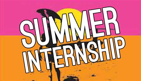Top 5 Tips For Landing A Summer Internship  The Touro