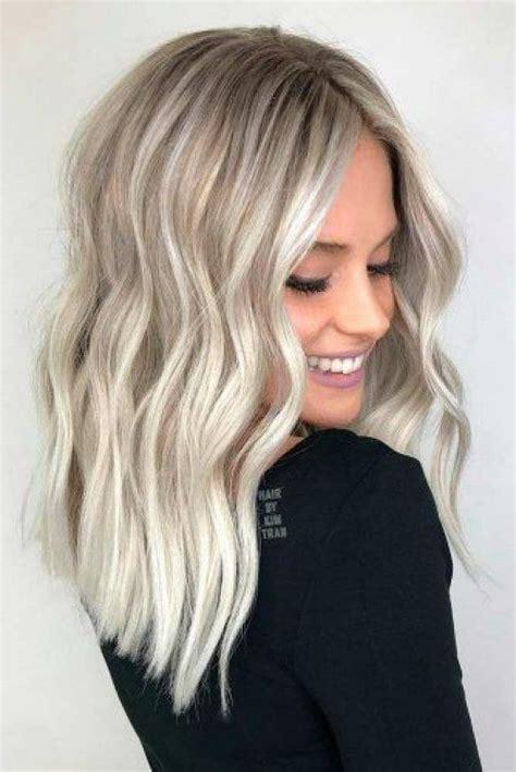 couleur cheveux mi les couleurs de cheveux 2018 2019 pour lesquelles on va toutes craquer cheveux mi longs