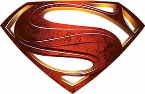 Man of Steel Logo / Entertainment / Logonoid.com