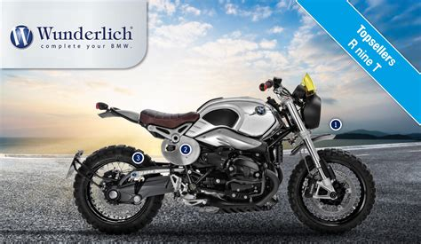 Bmw R Nine T Parts And Accessories