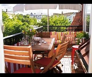Salon Pour Balcon : 50 salons pour terrasse et jardin femmesplus ~ Teatrodelosmanantiales.com Idées de Décoration