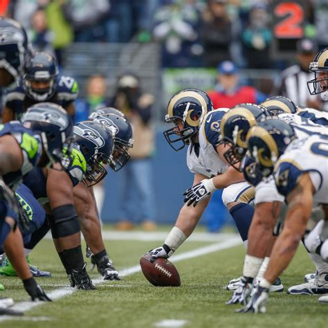 st louis rams  seattle seahawks complete week