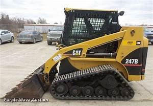 2006 Caterpillar 247b Skid Steer For Sale  3 254 Hours