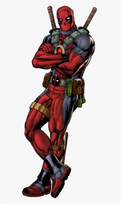 Deadpool Comic Transparent Marvel Comics Clipart Clipartkey