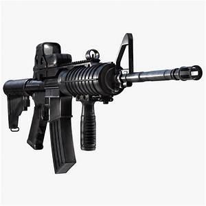 assault rifle m4a1 max