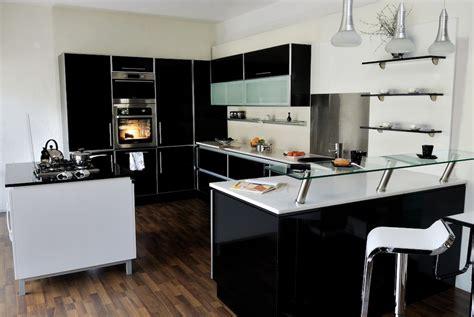 exemple cuisine ouverte modele de cuisine ouverte sur salon modele cuisine
