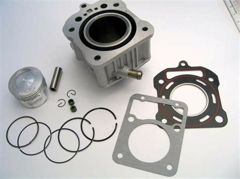 Cylinder Kit 63.5mm Piston Water Cooling For Honda
