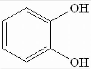 B  Characteristical Catechol Group Of The Catecholamines