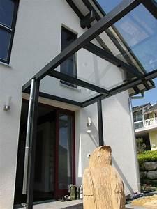 Haustür Holz Modern : vordach glas metall hauseingang modern vordach 002 der metall carport mit abstellraum made ~ Sanjose-hotels-ca.com Haus und Dekorationen