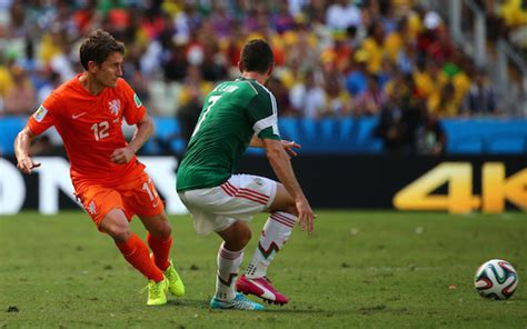 World Cup Photos Netherlands Mexico