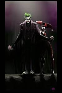 Quotes About Jo... Harley And Joker Quotes