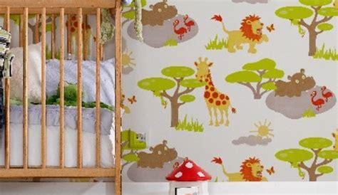 papier peint chambre bebe choisir le papier peint pour la chambre de bébé