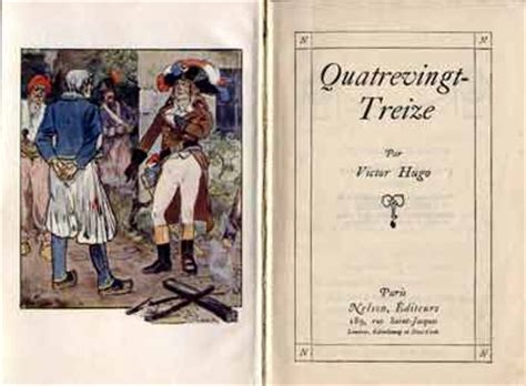 Résumé 93 Victor Hugo by Biblioteca Delle Signorine Gl