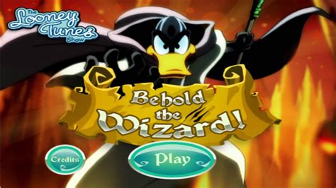 looney tunes show behold  wizard game rutrackergalaxy
