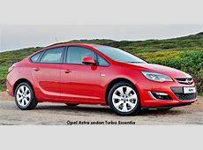 Opel Astra Sedan 2014 Opel Astra Sedan 2014 Motoring Review