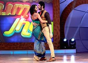 the sizzling fitness latin sandip soparrkar and shweta salve dance on rum jhum