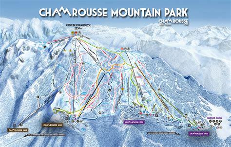 Chamrousse - SkiMap.org