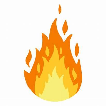 Fire Flame Transparent Clipart Clip Svg Llama