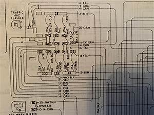 1974 Fuse Box Chart - Corvetteforum
