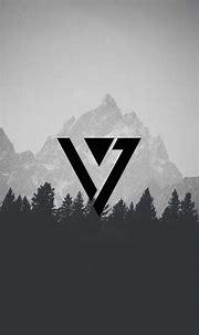 Seventeen logo mobile wallpaper | Carat 캐럿 Amino