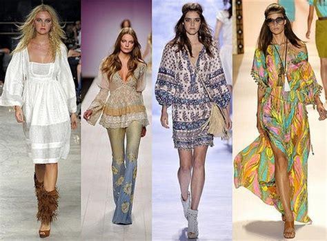 Ma a partire dagli anni cinquanta, l'abbigliamento ha iniziato a significare molto di più. Abiti hippy anni 70
