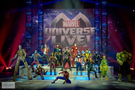 6 Reasons To Take Your Kids To See Marvel Universe Live
