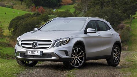 mercedes benz gla  matic review carsguide