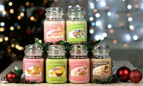 6x Große Yankee Candle Kerzen Groupon