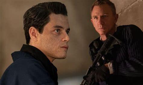 James Bond AMBUSH: No Time To Die heats up as Safin ...