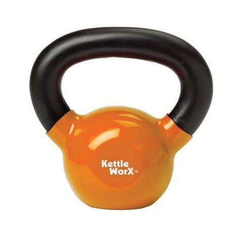 kettlebell kettleworx vinyl coated kettle ultimate shopping cart physical orange
