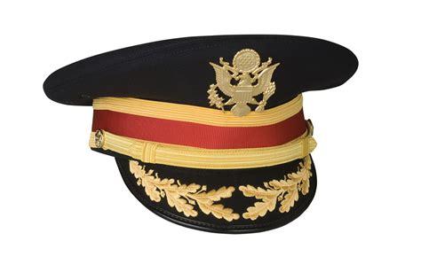 Army Field Grade Service Cap Dress Blue Bernard Cap