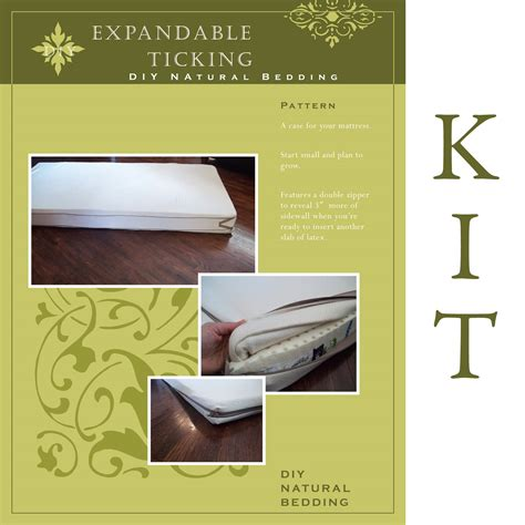 expandable ticking kit